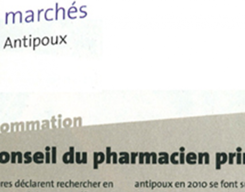 Pharmarcie manager-arcane-research-angers