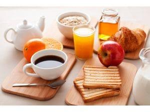 Etude petit-déjeuner